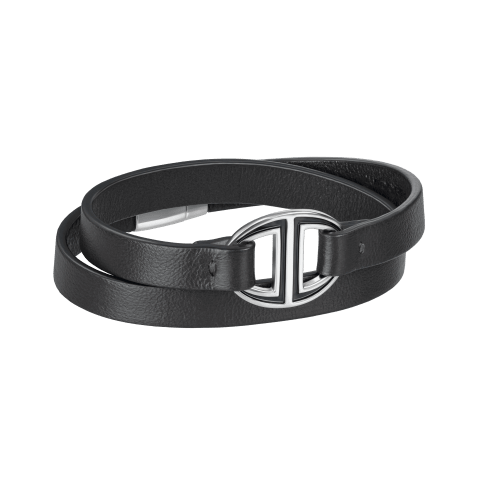 DAVIDOFF ZINO Bracelet black