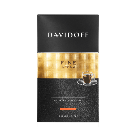 DAVIDOFF coffee – Fine Aroma – Roasted ground