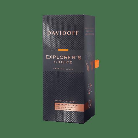 Explorer's Choice Instant Coffee