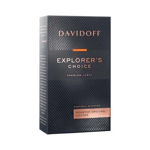 Explorer's Choice Roasted Ground