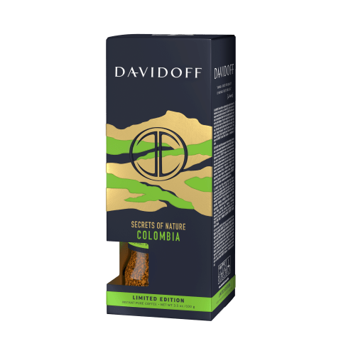 DAVIDOFF Coffee - Colombia Limited edition