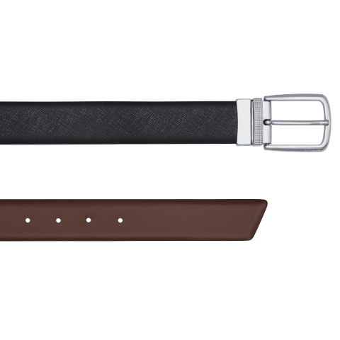 DAVIDOFF PARIS Belt - Black / Brown