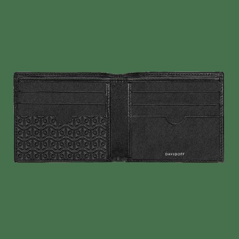 ZINO Wallet 6CC + 2 Pockets - Black