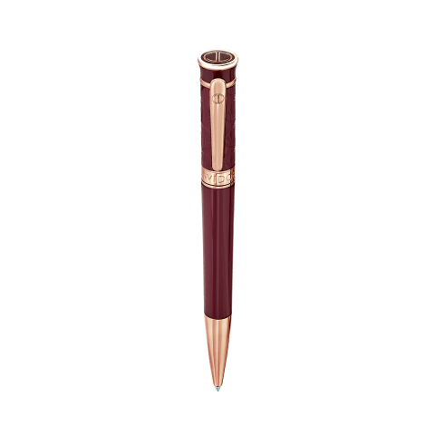 ZINO Ballpoint pen - Rose Gold - Red