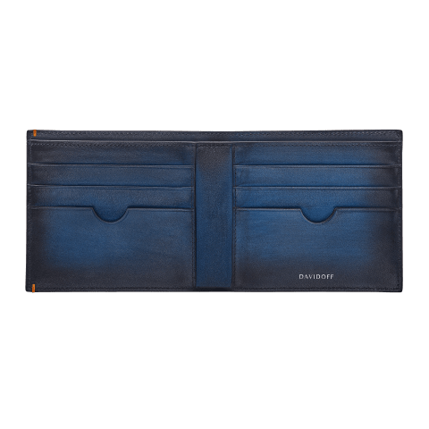 VENICE Wallet 6CC + 2 Pockets - Blue