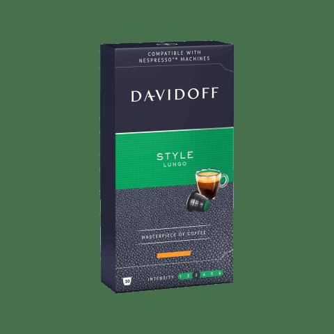 DAVIDOFF coffee – Capsules – Style