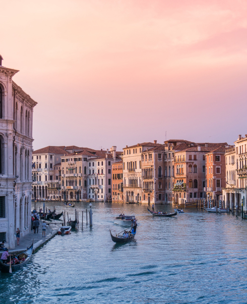 Venice, hidden beauty, enduring quality, history and tradition