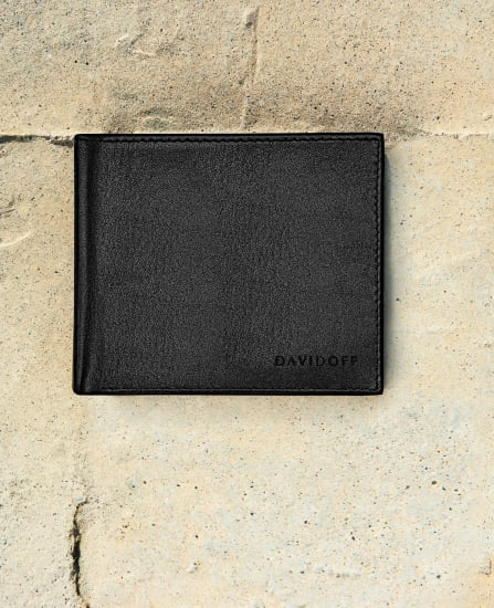 DAVIDOFF inlay bifold - Essentials collection