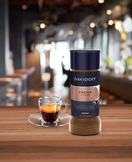 DAVIDOFF coffee – Crema intense
