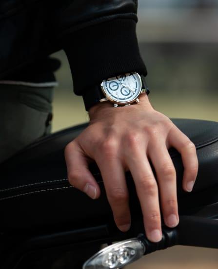 DAVIDOFF watch - ESSENTIALS no.2 Chronograph
