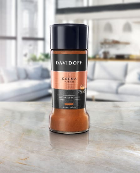 DAVIDOFF coffee – Crema intense