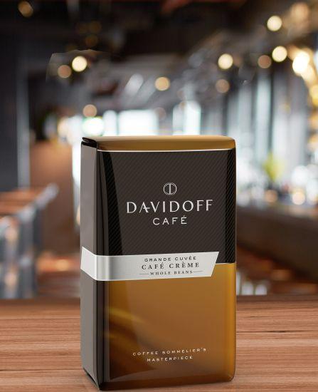 DAVIDOFF coffee – Café Crème