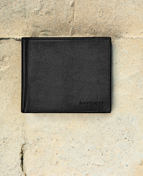 DAVIDOFF Wallet - ESSENTIALS collection