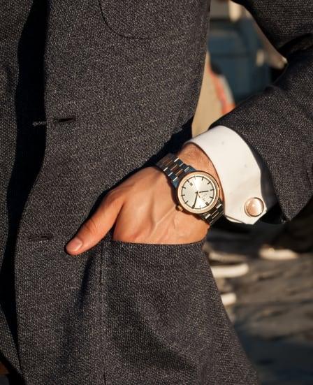 DAVIDOFF Essentials No.2 watch