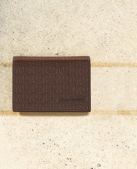 DAVIDOFF credit card holder - ZINO collection