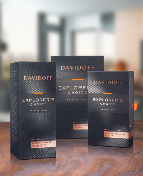 Explorer´s Choice | DAVIDOFF