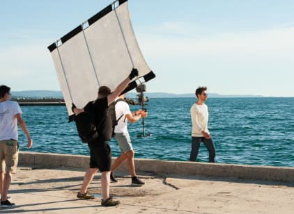 Behind the scenes of our latest campaign