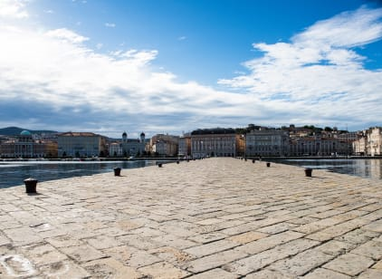 Trieste: a city that enchants