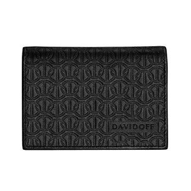ZINO Credit Card Holder 2CC + 1 Pocket - Black