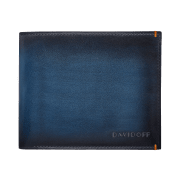 VENICE Wallet  - 8CC + 2 Pockets - Blue