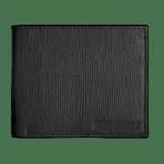 CROSSROADS wallet  - 8CC + 2 Pockets - Black