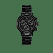 ESSENTIALS No.2 Chronograph  - Black - Black / Bracelet