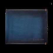 VENICE Wallet  - 8CC + 2 Pockets - Blue