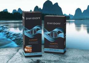 DAVIDOFF Café Limited Edition Elements