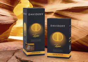 Limited Edition TOPAZ - Explore the fascinating treasures of nature as important companions for a perfect cup of Davidoff Café