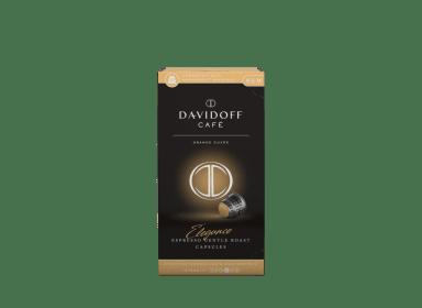 Capsules – Elegance - Espresso gentle roast