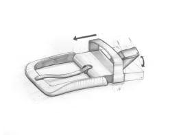 DAVIDOFF belts - Revert