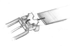 DAVIDOFF belts - Step 4