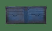 VENICE Wallet 8CC + 2 Pockets - Blue