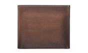 VENICE Wallet 8CC + 2 Pockets - Brown