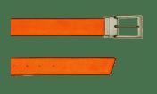 DAVIDOFF ESSENTIALS belt orange