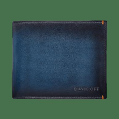 VENICE Wallet 6CC + 2 Pockets - Blue