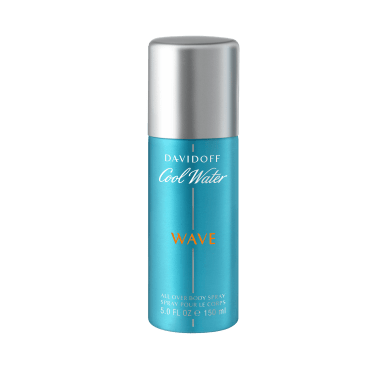 Cool Water Wave All over body spray - 150 ml (5.1 fl oz)