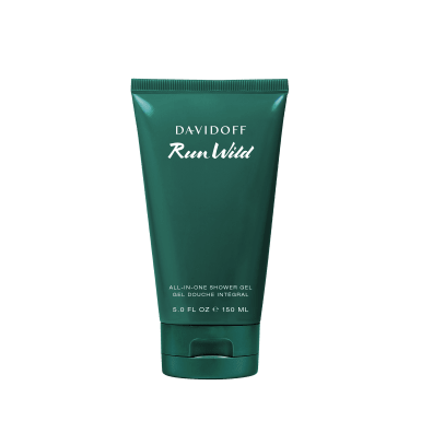 DAVIDOFF Run Wild Shower Gel