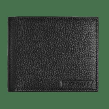 DAVIDOFF TRACES black wallet
