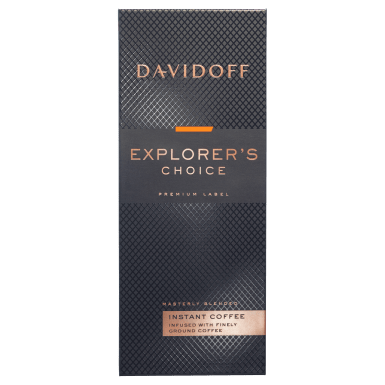 Explorer's Choice Instant Coffee