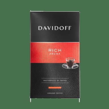 DAVIDOFF coffee – Rich Aroma – Roasted ground