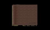 ZINO Wallet 6CC + 2 Pockets - Brown