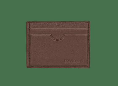 ESSENTIALS Inlay bifold  - 8CC - Brown