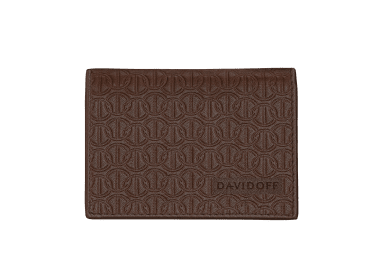 ZINO Credit Card Holder  - 2CC + 1 Pocket - Brown