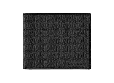 ZINO Wallet  - 8CC + 2 Pockets - Black