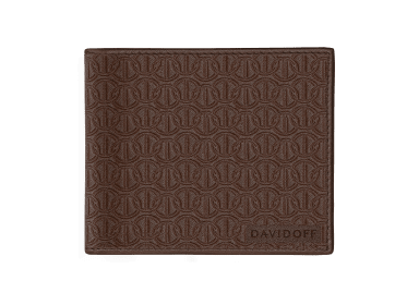 ZINO Wallet  - 8CC + 2 Pockets - Brown