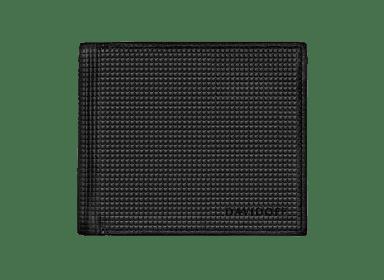 PARIS Wallet  - 6CC + 2 Pockets - Black