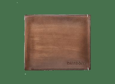 VENICE Wallet  - 6CC + 2 Pockets - Cognac