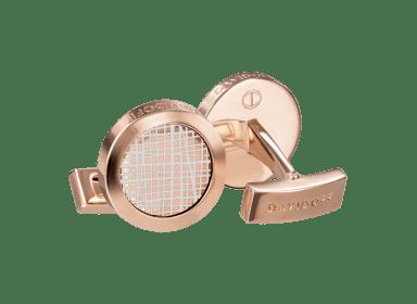 DAVIDOFF crossroads cufflinks