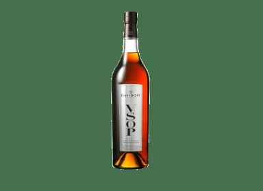 DAVIDOFF cognac - VSOP bottle face